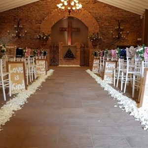 Danie & Charne's Wedding at Benedetto On Vaal with Vaal Wedding DJ