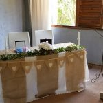 Christiaan and Saartjie Wedding at Rivier Plaas
