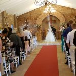 Quintin and Candice's Wedding at Benedetto On Vaal Venue