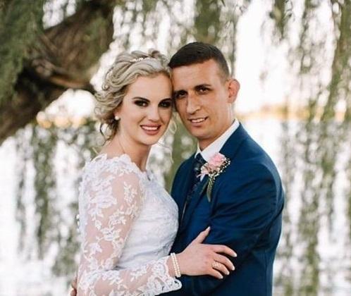 Adriaan and Hanna-Mari Du Plessis