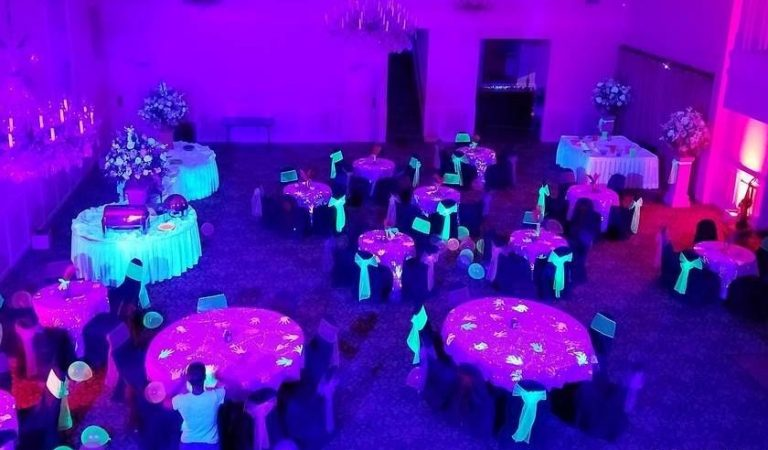 Vaal Wedding DJ - Blacklight